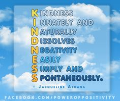 kindness  | Thank You for Your Kindness