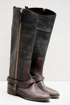 Golden Goose Santa Fe Boots