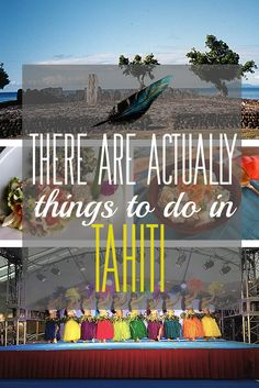 Tahiti is the largest island in French Polynesia, the South Pacific archipelago. A small but beautiful Island and on this list you'll find out that there are actually things to do in Tahiti despite its size! via @prettywildworld  LINK:  http://www.prettywildworld.com/things-to-do-in-tahiti/