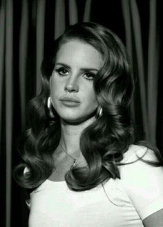 Glamour waves Lana Del Ray