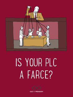 Is Your Professional Learning Community a Farce? - Many schools use PLCs for teacher collaboration, but whether they really fit that description is up for debate. Here are 5 ways to tell if your PLC isn't living up to its name. Professional Learning Communities, Professional Development For Teachers, School Leadership, Educational Leadership, Educational Technology, Cult Of Pedagogy, Reading Specialist, Life Coach Training, Instructional Coaching