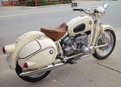 bmw R50 500cc 1958