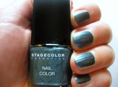 Mein Beauty & Lifestyle Blog für die Frau ab 40: STAGECOLOR COSMETICS NAIL COLOR