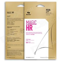 Benks Magic HR High Transparent and Scratch Resistance Series Protective Film for Iphone 4 / 4S