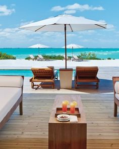 4 Honeymoon Locations Where You Can Sit Back And Relax  - Parrot Cay by Como