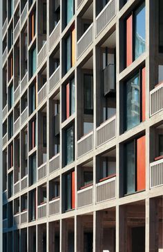 Rehabilitation of Park Hill Estate in Sheffield | DETAIL inspiration