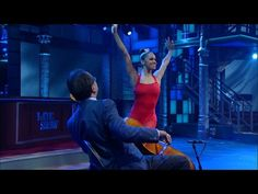 Misty Copeland Performs With Yo-Yo Mama On The Late Night Show - http://urbangyal.com/misty-copeland-performs-with-yo-yo-mama-on-the-late-night-show/