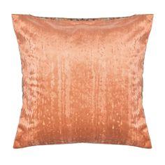 Admiral Copper Velvet Cushion