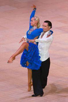 Klemen Prasnikar & Sasha Averkieva | Blackpool Dance Festival 2014 - Vesa Designs