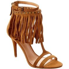 Nine West Nine West Don't Dare Suede Sandal (398591601) ($60) ❤ liked on Polyvore featuring shoes, sandals, tan, high heel shoes, suede sandals, tan suede shoes, suede shoes and nine west shoes