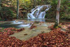 Buy Beusnita stream by porojnicu on PhotoDune. Beusnita stream in Beusnita National Park, Romania Mont Blanc Mountain, Wet N Wild, Romania, Greece, Waterfall, National Parks, Castle, Scene, Island