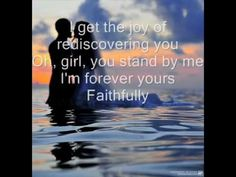 Faithfully Journey Lyrics