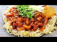 Nakji Bokkeum Recipe : Korean Spicy Stir-fry Octopus - YouTube