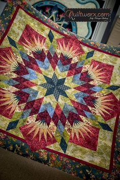 A couple of weeks ago, Connie Lange was here for a Quiltworx Retreat and she brought over some of her finished, but not quilted, samples. If...