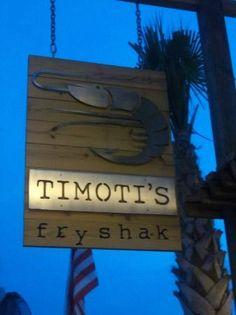timotis seafood shack - Fernandina Beach, Amelia Island