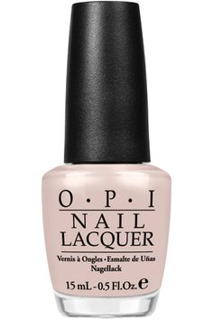 "OPI's Ballet-Inspired Spring Collection - This one is ""Barre My Soul"""