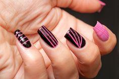 Cute Pink Nails #30