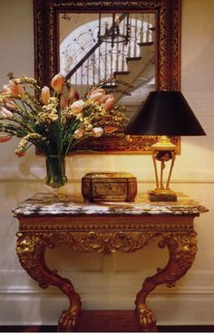 Erica Sofrina's Feng Shui Journal: Feng Shui Room By Room - The Foyer