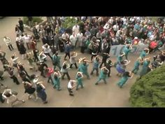 22 Best Flash-mob images in 2012 | Music videos, Dance sing