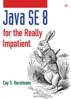 "Read ""Java for the Really Impatient A Short Course on the Basics"" by Cay S. Horstmann available from Rakuten Kobo. Eagerly anticipated by millions of programmers, Java SE 8 is the most important Java update in many years. The addition . Computer Technology, Computer Programming, Computer Science, Computer Coding, Python Programming, Java Programming Language, Programming Languages, Programming Tutorial, Libros"