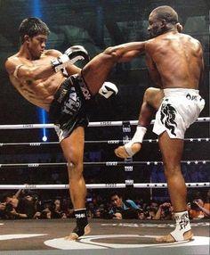 #Sports - Muay thai