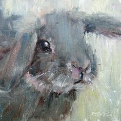 """Thumper"" | Gina Brown Art"