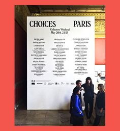 """diary-of-design: """" Choices Paris by Côme de Bouchony """""""