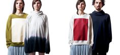 Discover Ioana Ciolacu's capsule collection. An affordable ready to wear style.