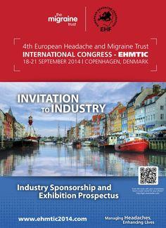 4th European Headache and Migraine Trust International Congress 2014: http://www.tumkongreler.com/kongre/4th-european-headache-and-migraine-trust-international-congress-2014 #Migraine #Headache #Copenhagen #Denmark
