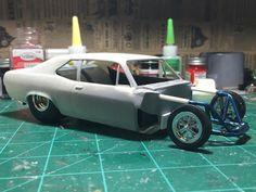 Nova race car