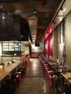 Méjico Restaurant & Bar by Juicy Design