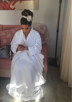 Photo: Monalisa Chinda's Great Gastby Themed Wedding Happening In Greece Today
