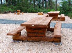 bord och bänkar