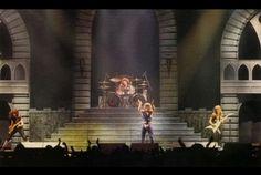 Ozzy Osbourne Diary of a Madman tour. 1982