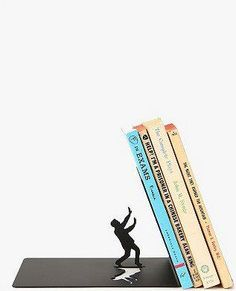 The Book End.