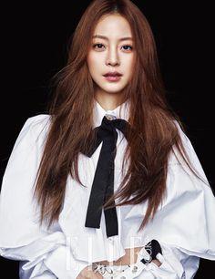 Han Ye-seul // Elle Korea
