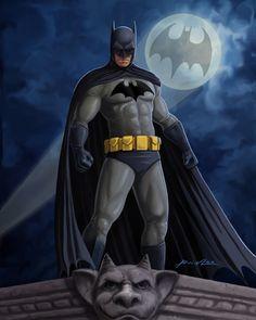 Batman by Taman88.deviantart.com on @DeviantArt