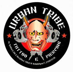 TATTOO FANS GR: Αφιέρωμα στο Urban tribe tattoo & piercing studio