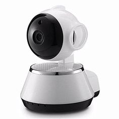 ARCHEER Wireless Camera WiFi Baby Monitor Alarm Home Security IP Camera HD 720P Nanny Cam Video Recording Motion Detect with Two-Way Audio and Night Vision -V382