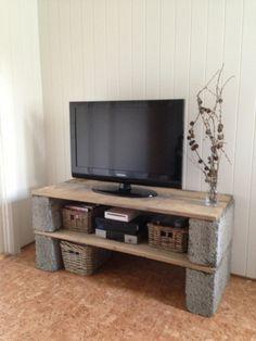 DIY tv-benk (Interiør og Hobby)