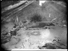 Navajo Indian dying in Medicine Man's hogan, :: California Historical Society Collection, Usc Library, Navajo People, Rainbow Warrior, University Of Southern California, Illuminated Manuscript, Social Science, Digital Image, Medicine, Illustration