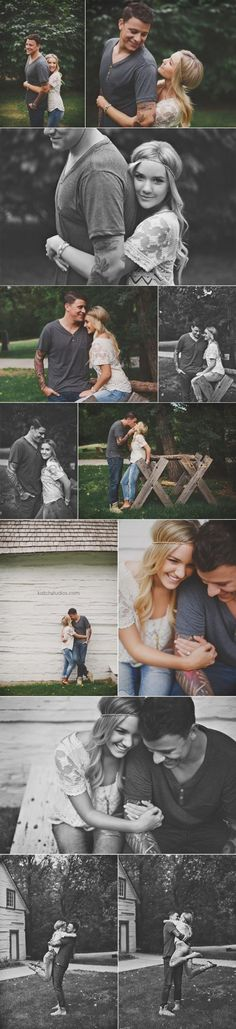Love these engagement announcement photos! The couple look so comfortable and natural. Really showcasing their personalities Love these engagement announcement photos! The couple look so comfortable and natural. Really showcasing their personalities Photography Journal, Couple Photography, Engagement Photography, Photography Poses, Wedding Photography, Photography School, Photography Classes, Engagement Couple, Engagement Pictures