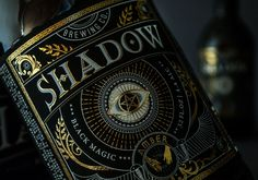 Shadow Beer on Behance