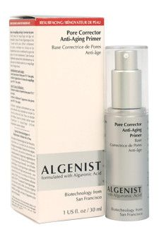 pore corrector anti-aging primer by algenist