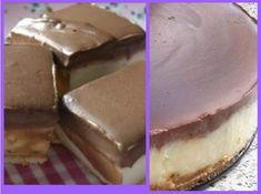 Nepečený rychlý dort se salkem ke kávičce recept | iRecept.cz Cheesecake, Bread, Cookies, Food, Internet, Crack Crackers, Biscuits, Cheesecakes, Essen