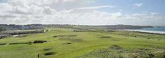 Bude Golf club, Cornwall