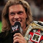 WWE Superstar Edge speaks about his new DVD