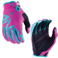 Answer Racing Syncron Womens Off Road Dirt Bike Racing Motocross Gloves
