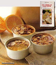 Orange and Lemon Cream / Appelsin- og Sitron Krem