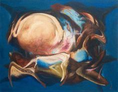 Life and Death 6 - oils on canvas  #art #abstractart #abstractpainting #painting #abstract #johncarwithen